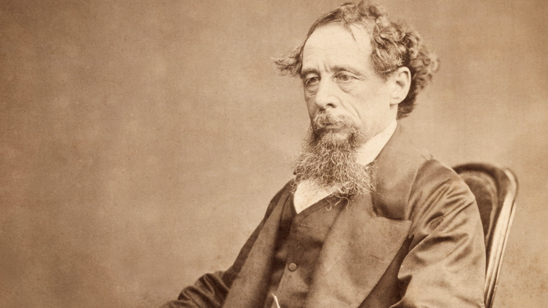 Charles Dickens: The Man and his Life through his Characters