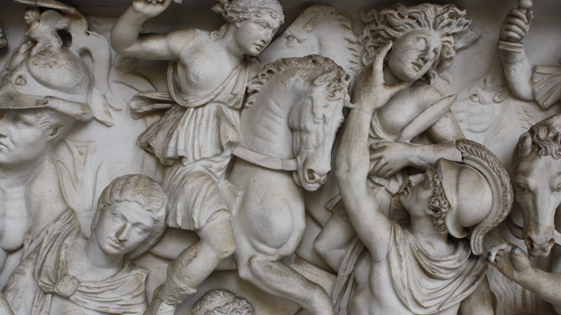 Gods, Heroes and Mortals: the Greek Myths in Ancient Art
