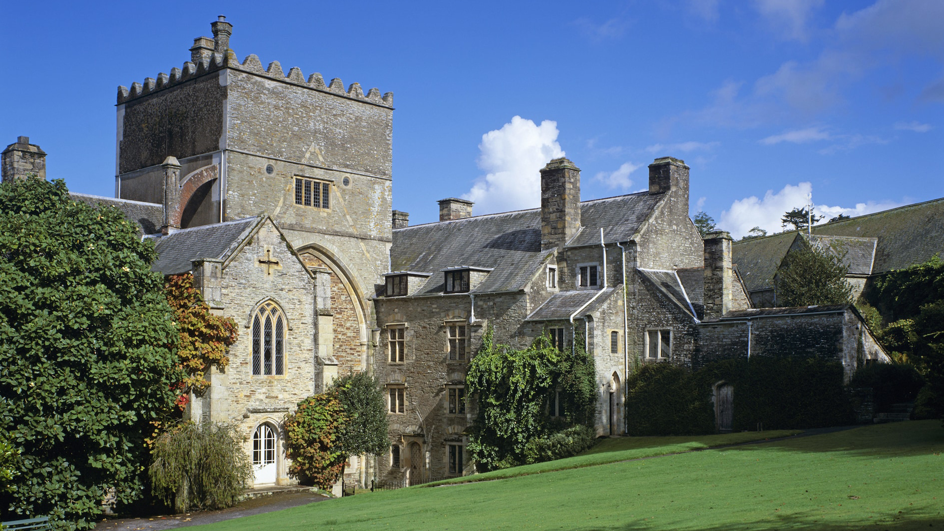 Visit to Buckland Abbey near Yelverton