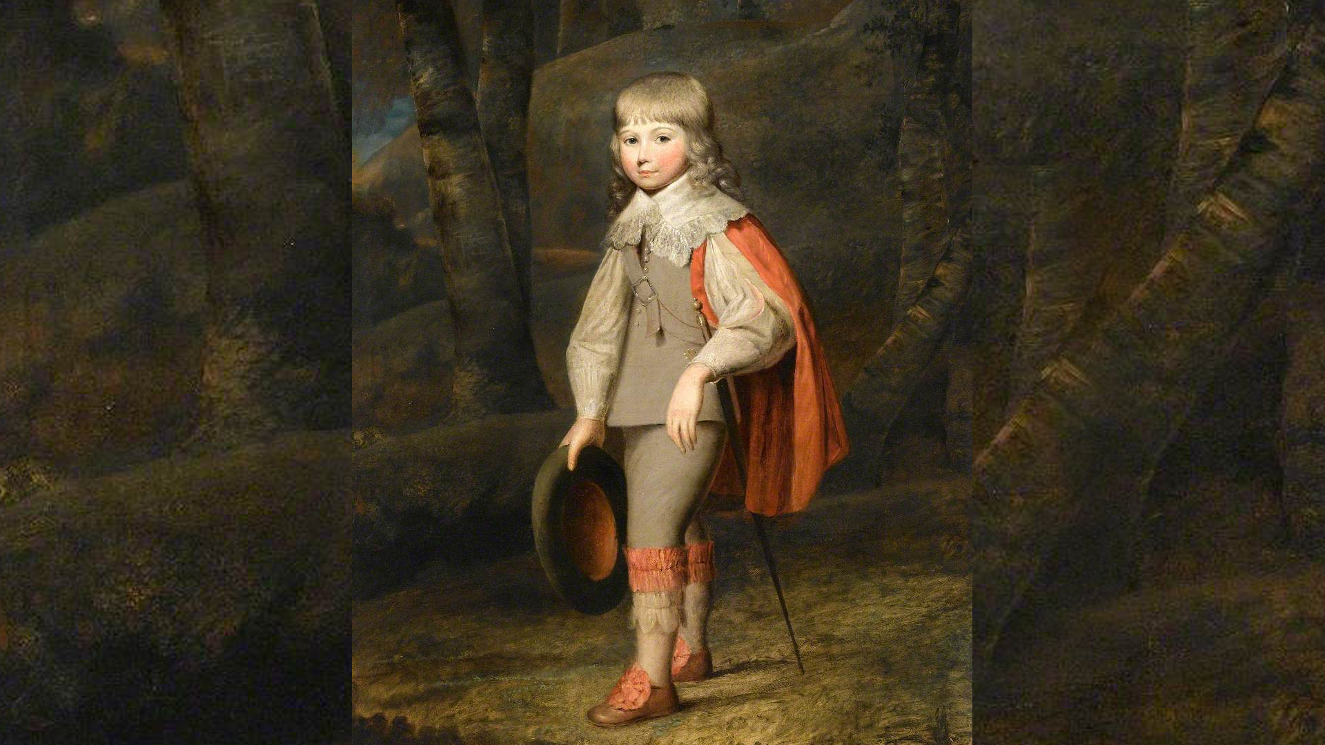 Exeter's Fine Art Collection: Childhood