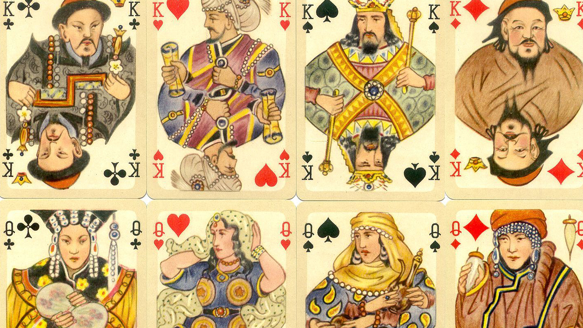 The Fascinating World of Playing Cards