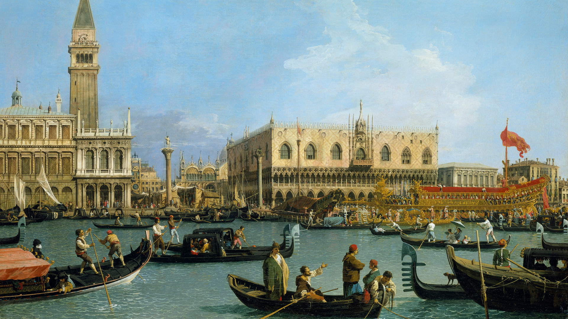 The Lion of the Sea - The Art of Venice
