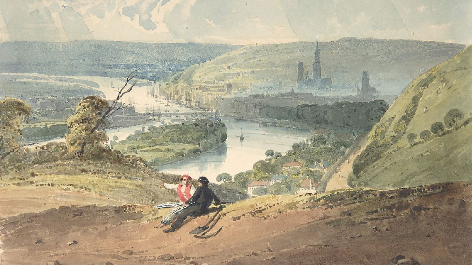 Golden Age of British Watercolours
