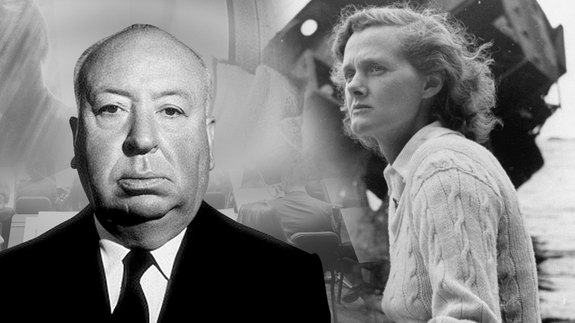 Mistress of Menace and the Master of Suspense. Daphne du Maurier and Alfred Hitchcock